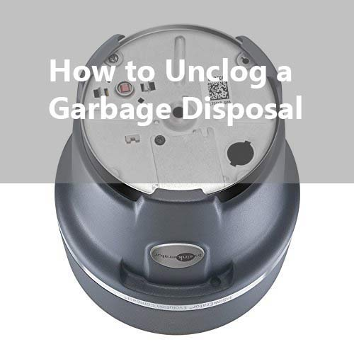 unclog kitchen sink with garbage disposal how to unclog a garbage disposal 9520