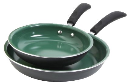 Gibson ceramic coated fry pan