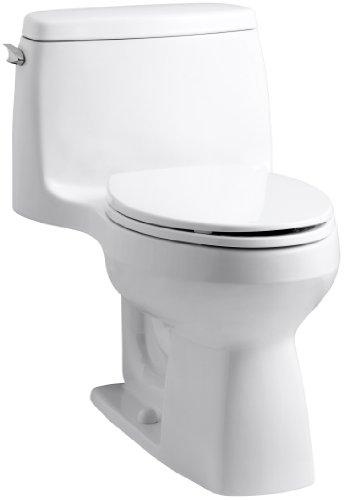 Kohler santa flushing toilets
