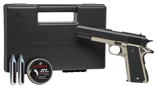 Winchester co2 pistol reviews