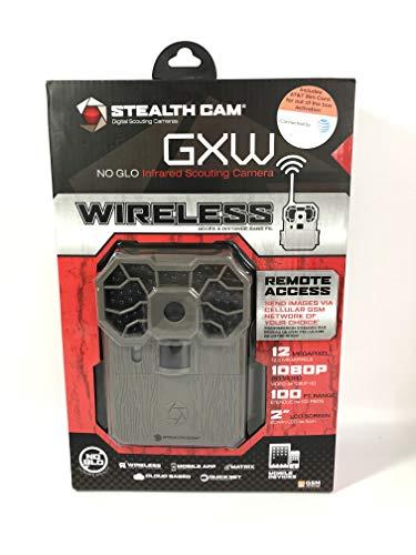 Stealth Cam Gxw Wireless