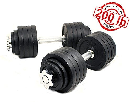adjustable weight dumbbells