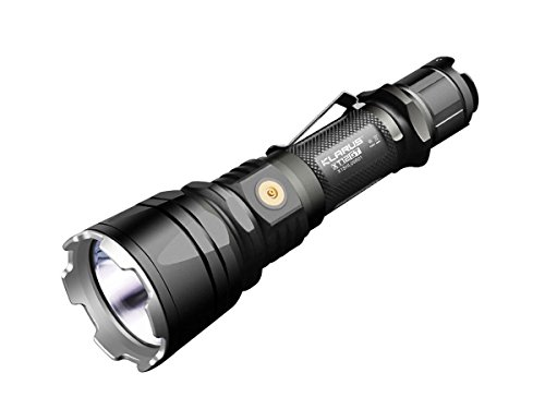 Klarus XT12GT Rechargeable LED Flashlight