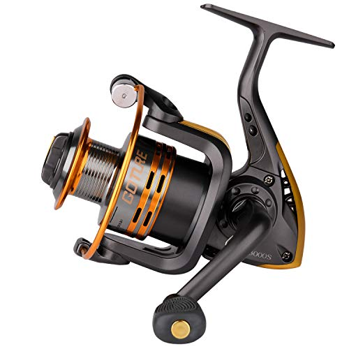ultralight spinning reel