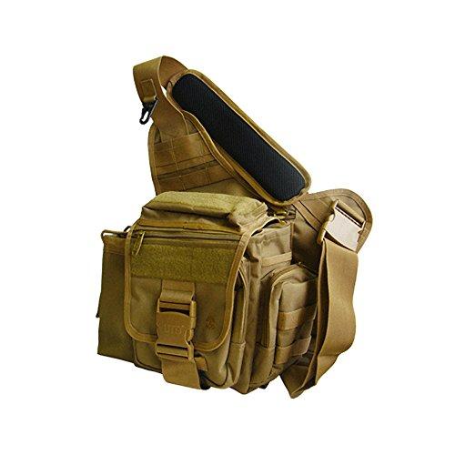 UTG multi-functional messenger bags review