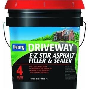 Best asphalt sealer - Henry Company driveway sealers