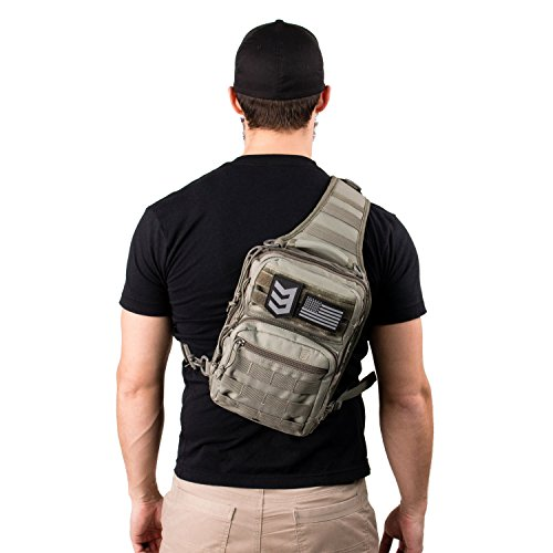 Small EDC bag 3V gear Sling Pack for CCW
