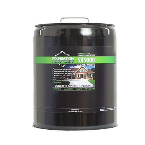 rated driveway sealer - Foundation Armor driveway sealer
