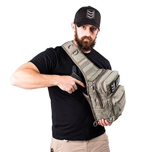 several backpack