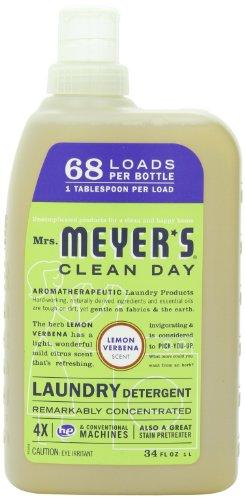 Mrs. Meyer's Clean Day Liquid laundry detergent