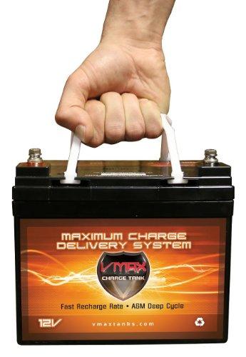 VMAXTANKS Vmax857 Marine battery