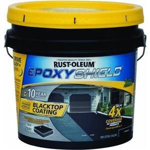 blacktop sealer - Rustoleum blacktop coating