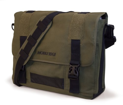 Mobile edge messenger bags review