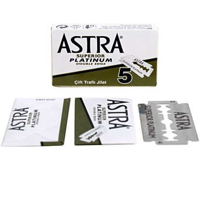 Top rated safety razor blades