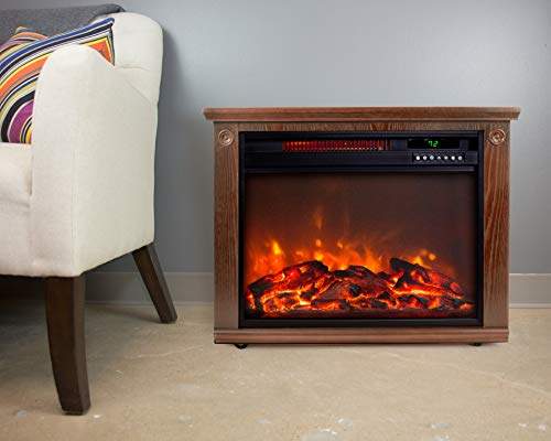 Lifesmart Quartz fireplace