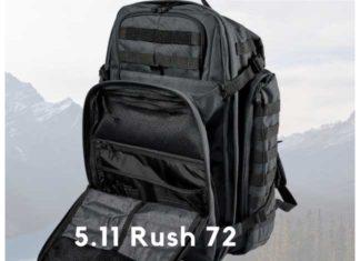5.11 Rush 72