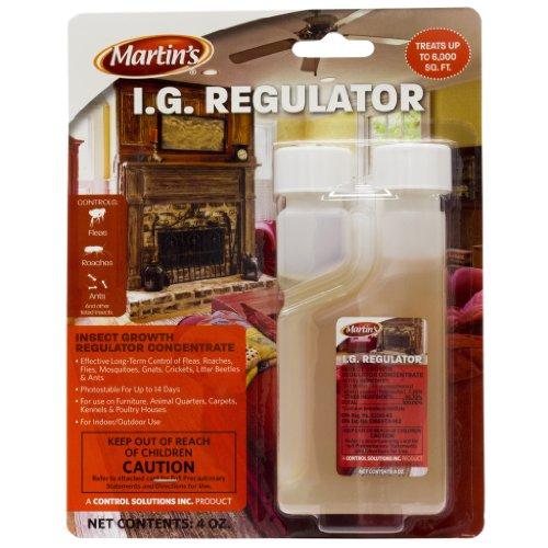 Martins IG regulator