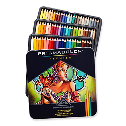 prismacolor pencils review