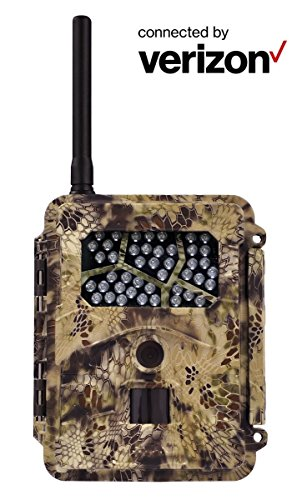 Wireless cellular trail cameras