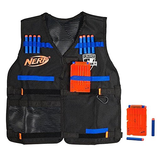 Nerf n strike vest review