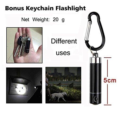 900 lumens flashlight