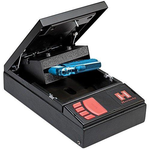 Hornady rapid safe review - heavy duty gun safe