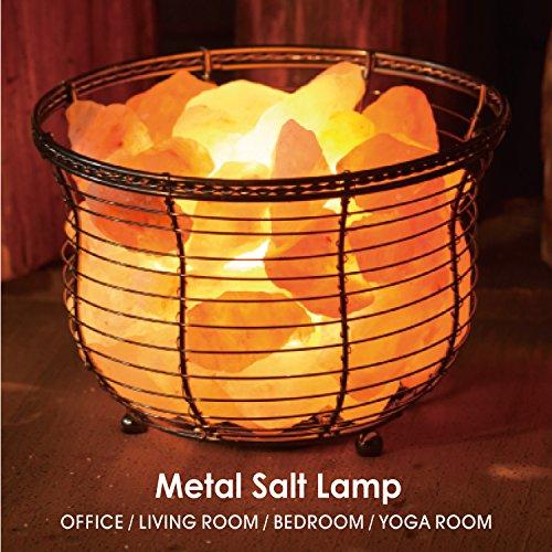 Natural air purifying WBM himalayan light