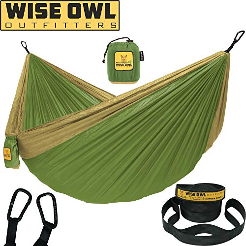 Best double camping hammock