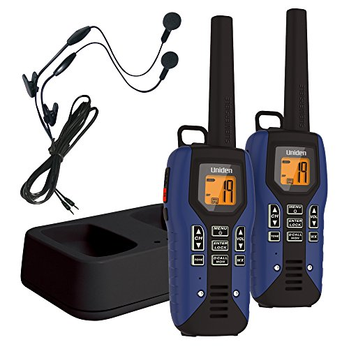 Best long range walkie talkies