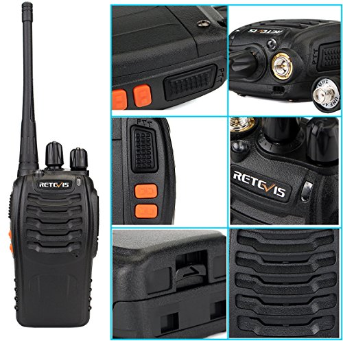 Best rated walkie talkies