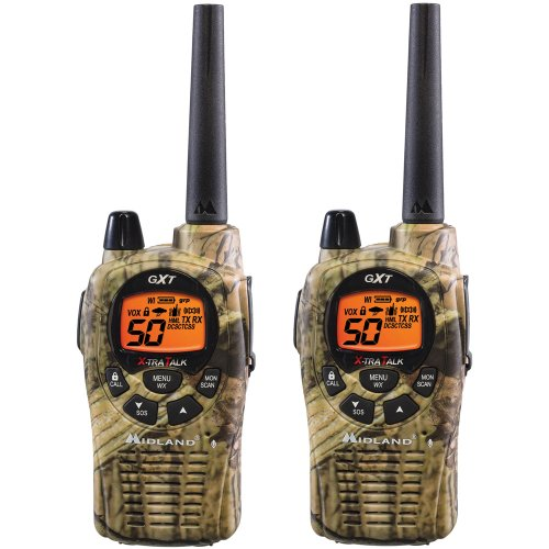 Midland walkie talkie review