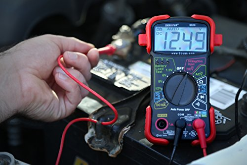 Innova 3320 Automotive Multimeter