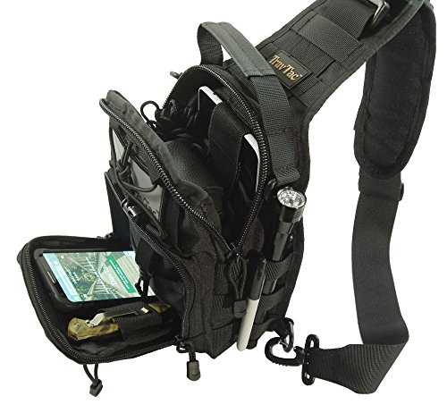 Molle TravTac Stage II bags