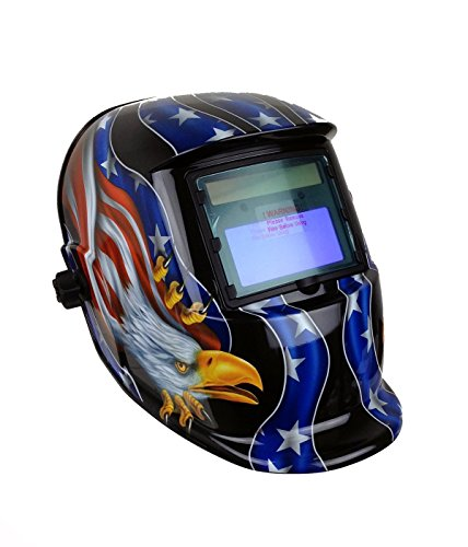 Instapark welding helmet review