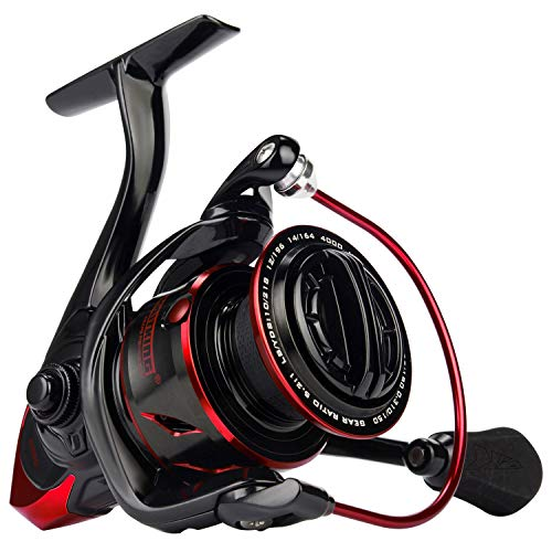 Waterproof spinning reels