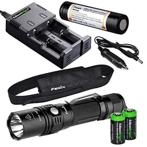 Cree Flashlight Fenix PD35 TAC