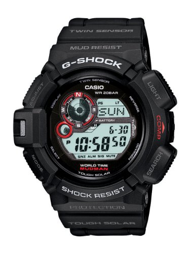 G shock watches review
