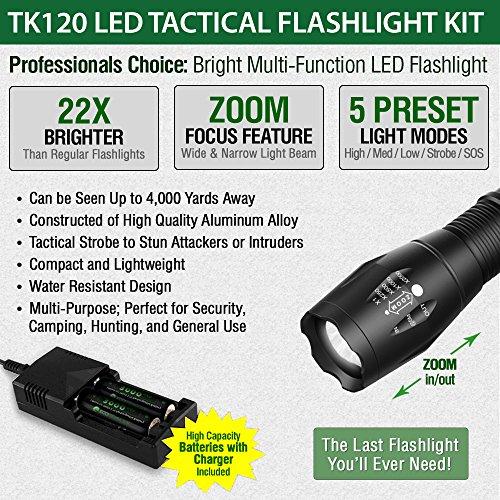 flashlight for longer hours