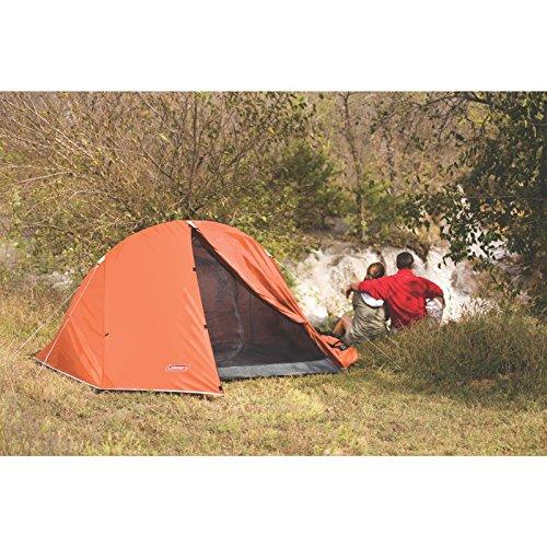 Coleman Hooligan Easy setup tents review