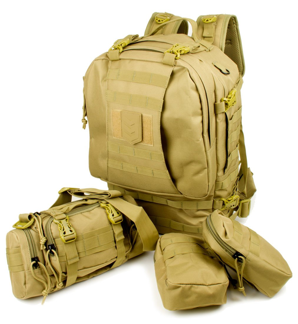 Paratus 3v bag Review
