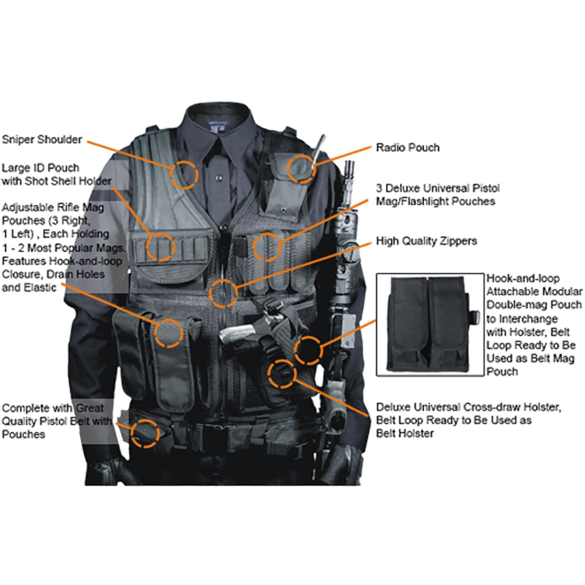 quality vests reviews