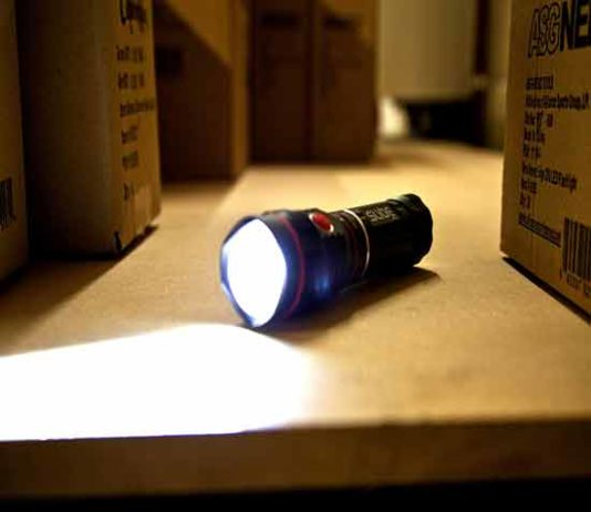 How to find AAA Flashlight