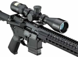 AR 15 Scope Optics