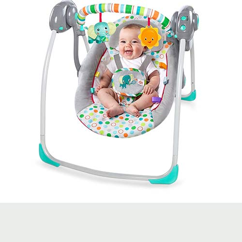 Best baby swing reviews 2018 check this comfortable safe list - Best baby swings for small spaces image ...