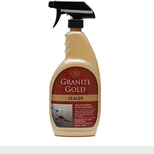 The best granite sealer reviews 2018 top rated product for Best vinyl floor sealer