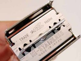 Safety Shaving Razor Blades