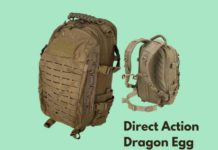 Direct Action Dragon Egg
